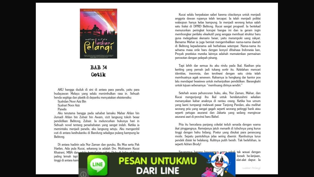 Novel laskar pelangi 1. 0 apk download android books & reference apps.