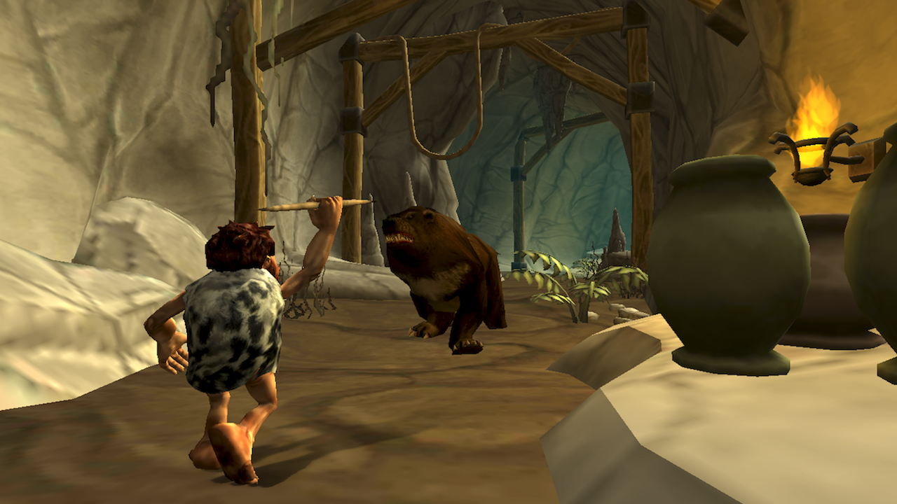 ... Caveman Hunter 1 screenshot 16 ...