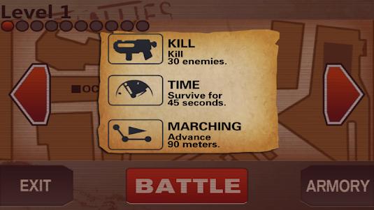 Captain of war 1 screenshot 4