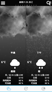 Weather for China  screenshot 2