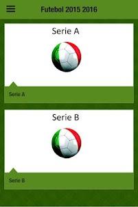 Futebol 2015-16 App português 1.0 screenshot 2