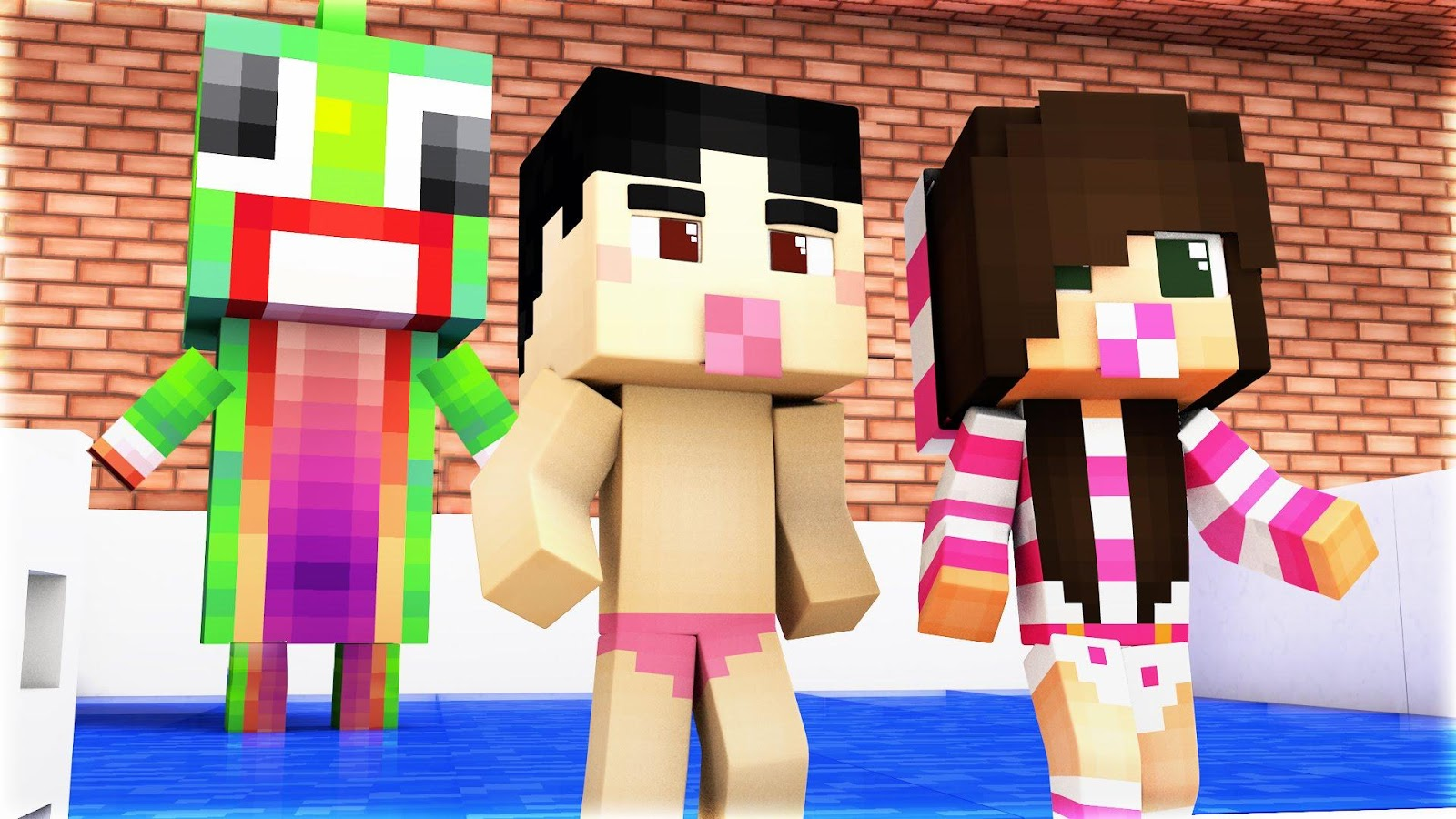 Baby Skins For Minecraft PE APK Download Android Books - Skins fur minecraft baby