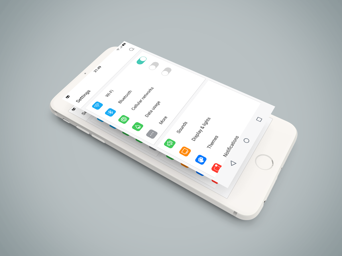 CM13] ColorOS 3 0 1 0 4 APK Download - Android Personalization Apps