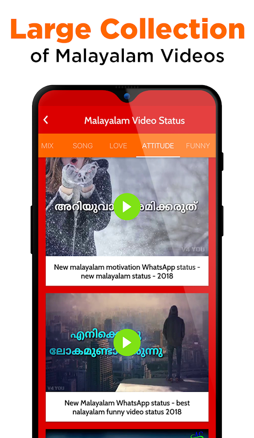 Malayalam Video Status 2019 100 Apk Download Android
