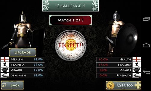 Real Gladiators 1.0.1 screenshot 1