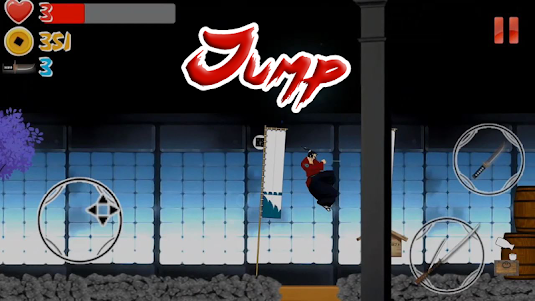 Samurai Ninja Fighter 2.0.5 screenshot 10