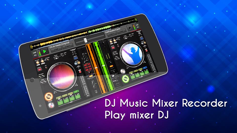 edjing 5 dj mixer pro apk