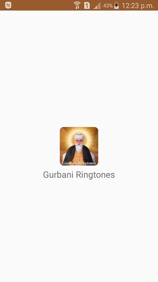 shabad gurbani ringtones 1 0 apk download android music audio apps