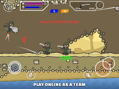 Mini Militia - Doodle Army 2 5.3.3 screenshot 16