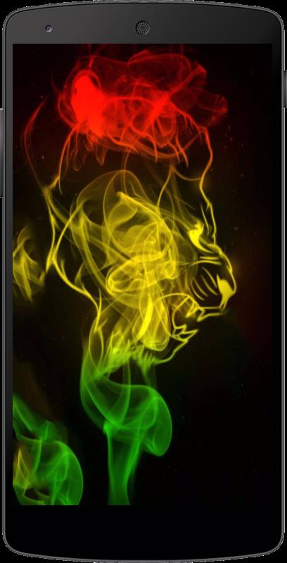 ... Rasta Weed Live Wallpaper 1.3 screenshot 4 ...