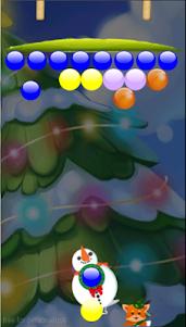 Snow Puzzle Bubble Shooter 1.0 screenshot 7