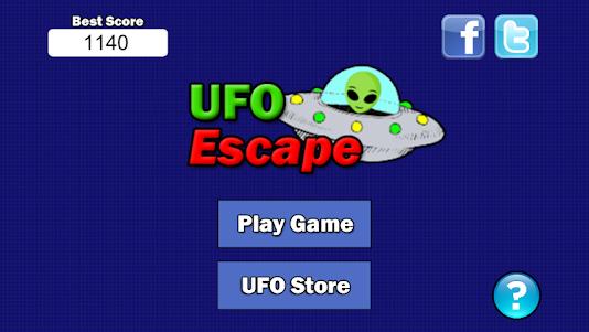 U.F.O Escape 1.1 screenshot 1