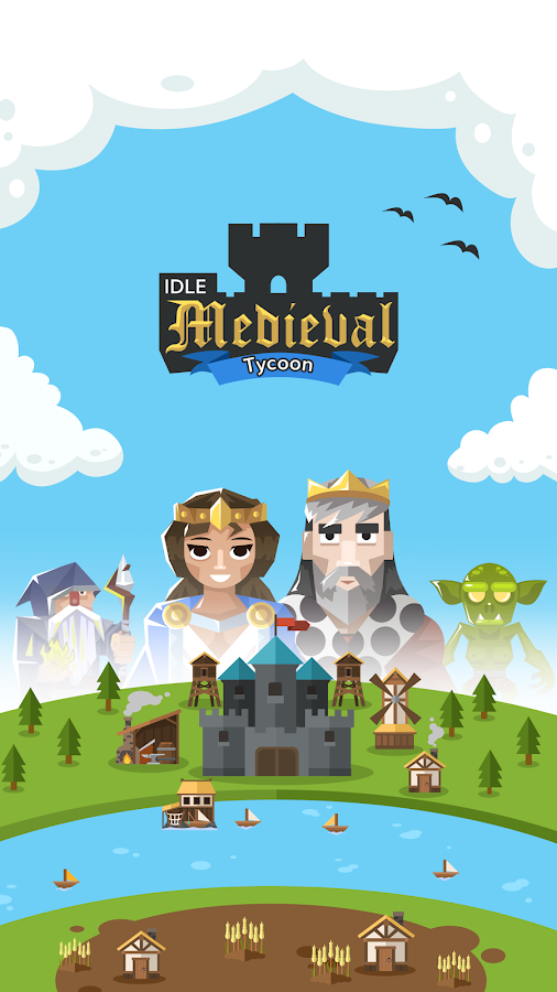 com GGDS idle medieval tycoon 1 0 5 1 APK Download - Android