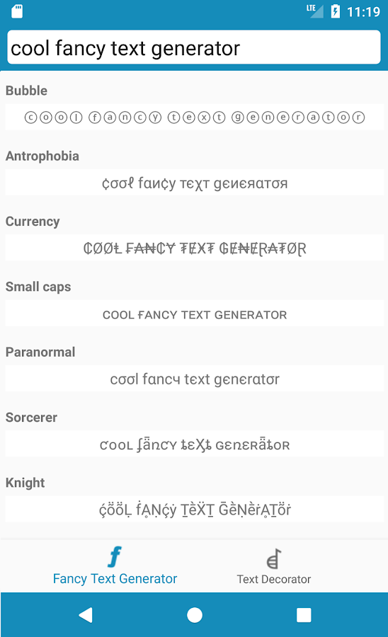 Text Font Generator For Instagram Cool Text Generator Instagram font generator is being developed with lots of love and care for your time and experience.