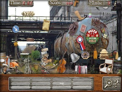 Hidden Objects Haunted Mystery Ghost Towns Puzzle 1.3 screenshot 13