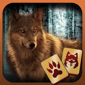 🀄Hidden Mahjong: Wolves 1.0.56 screenshot 1