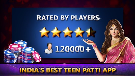 UTP - Ultimate Teen Patti (3 Patti) 36.7.7 screenshot 1