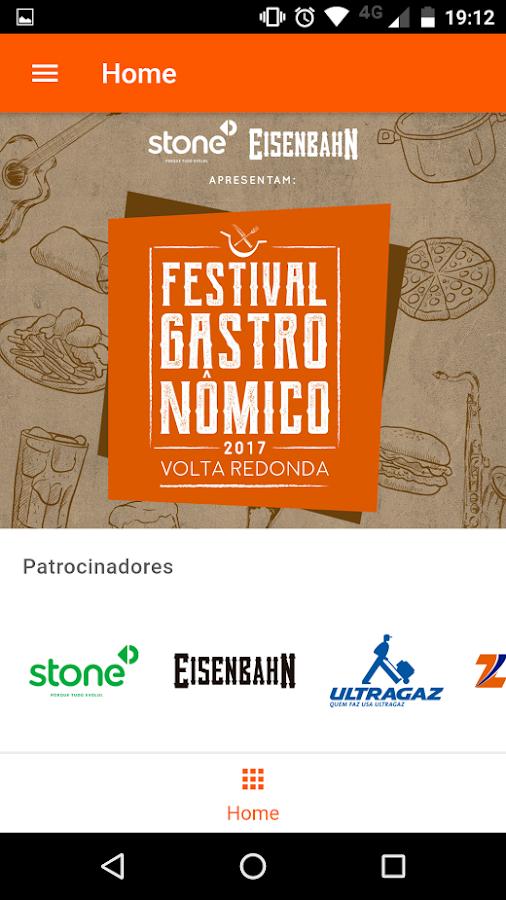 Festival gastronmico de volta redonda 150 apk download android festival gastronmico de volta redonda 150 screenshot 4 fandeluxe Images