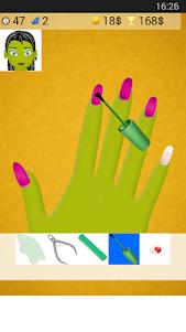 Monster Nail Salon 2.0 screenshot 1