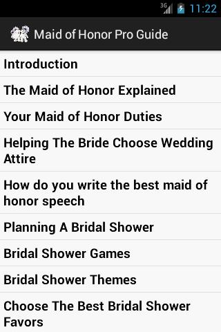 Help writing maid of honor speeches