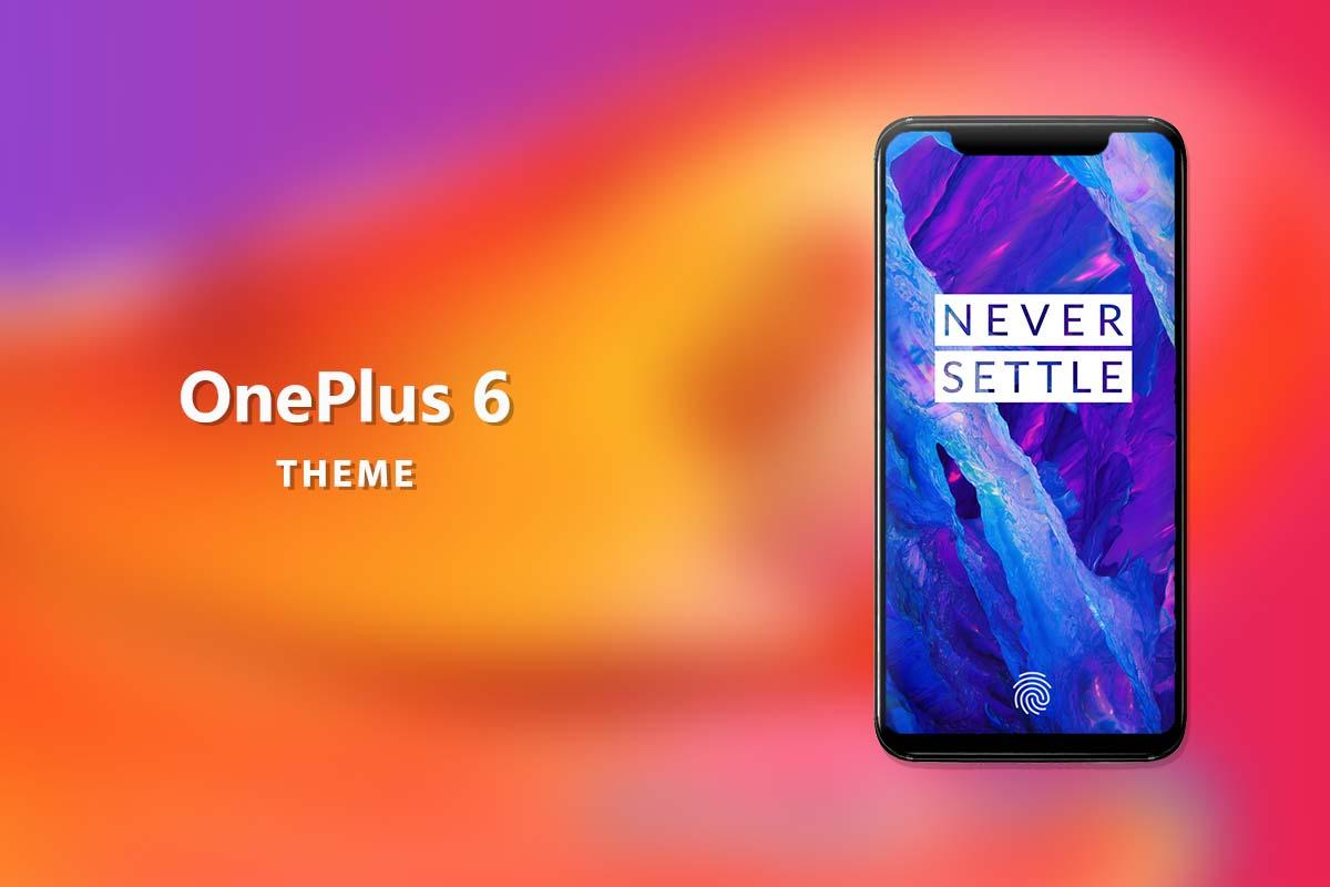 Theme for OnePlus 6 1 0 3 APK Download - Android Personalization Apps