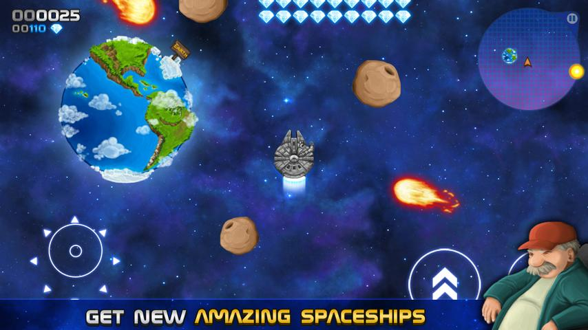 Infinity Space 1 5 APK Download - Android Adventure Games
