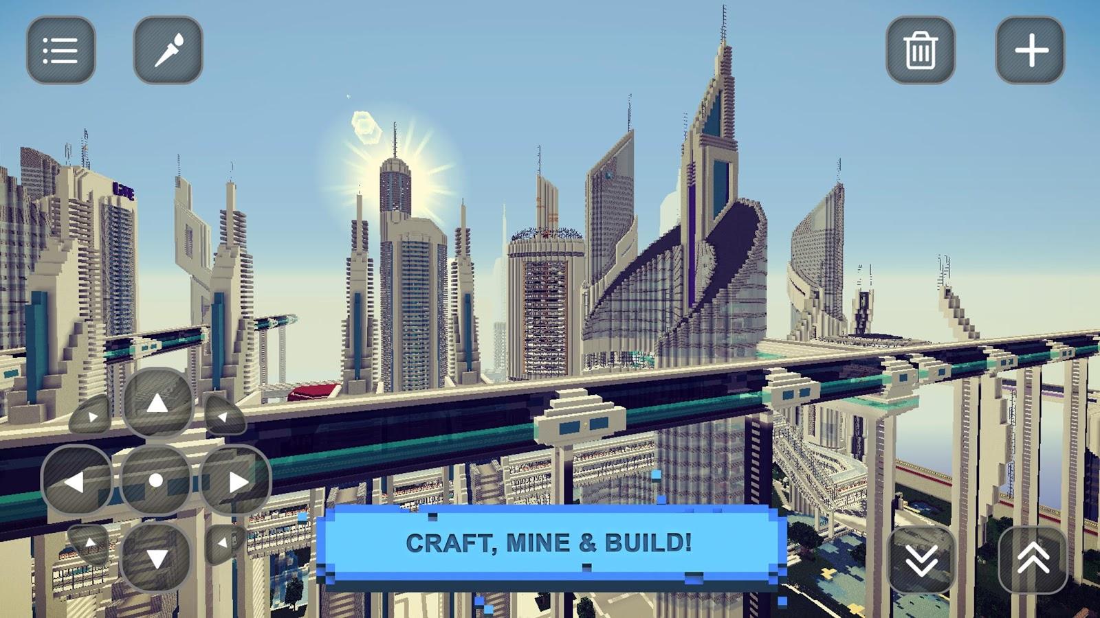 City build craft exploration 116 apk download android simulation city build craft exploration 116 screenshot 6 malvernweather Choice Image