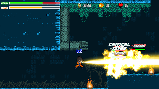 Battle Of Super Saiyan 2 1.1.0 screenshot 3