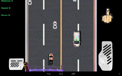 Gantry Racer 1.1 screenshot 5