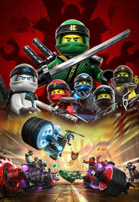 Lego Ninjago Wallpaper 10 Screenshot 3