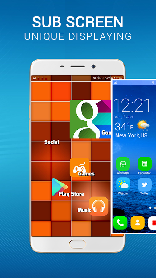 Launcher for Oppo: Themes and Wallpapers for Oppo 9 9 APK