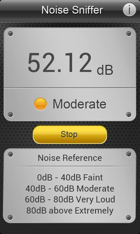 Noise Sniffer 1 0 APK Download - Android Tools Apps