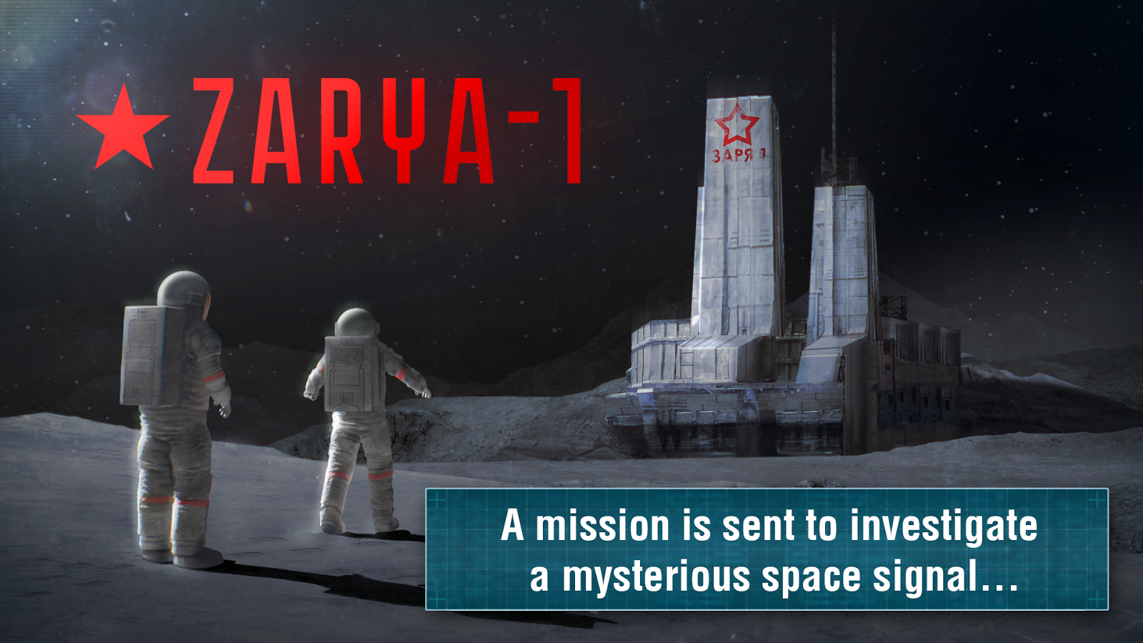 Survival-quest ZARYA-1 STATION 1 0 1300 APK Download - Android