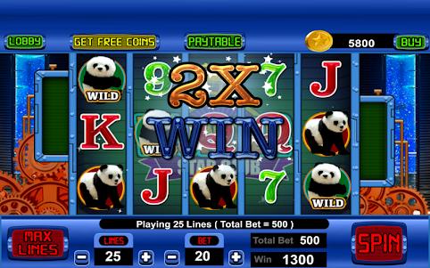 Slots Fun House Free 1.0 screenshot 3