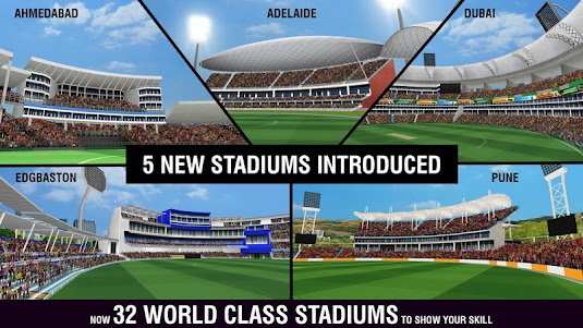World Cricket Championship 2 2.8.3.1 screenshot 13