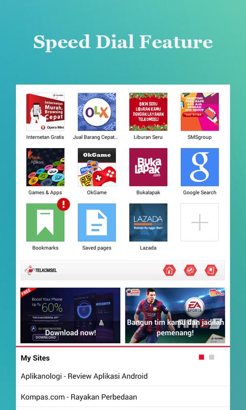 New Opera mini 2017 Trick 1 a APK Download - Android Tools Apps