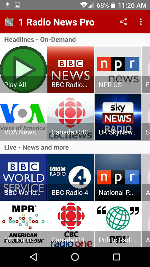 1 Radio News Pro: More Features and Shows, No Ads 2 8 APK Download