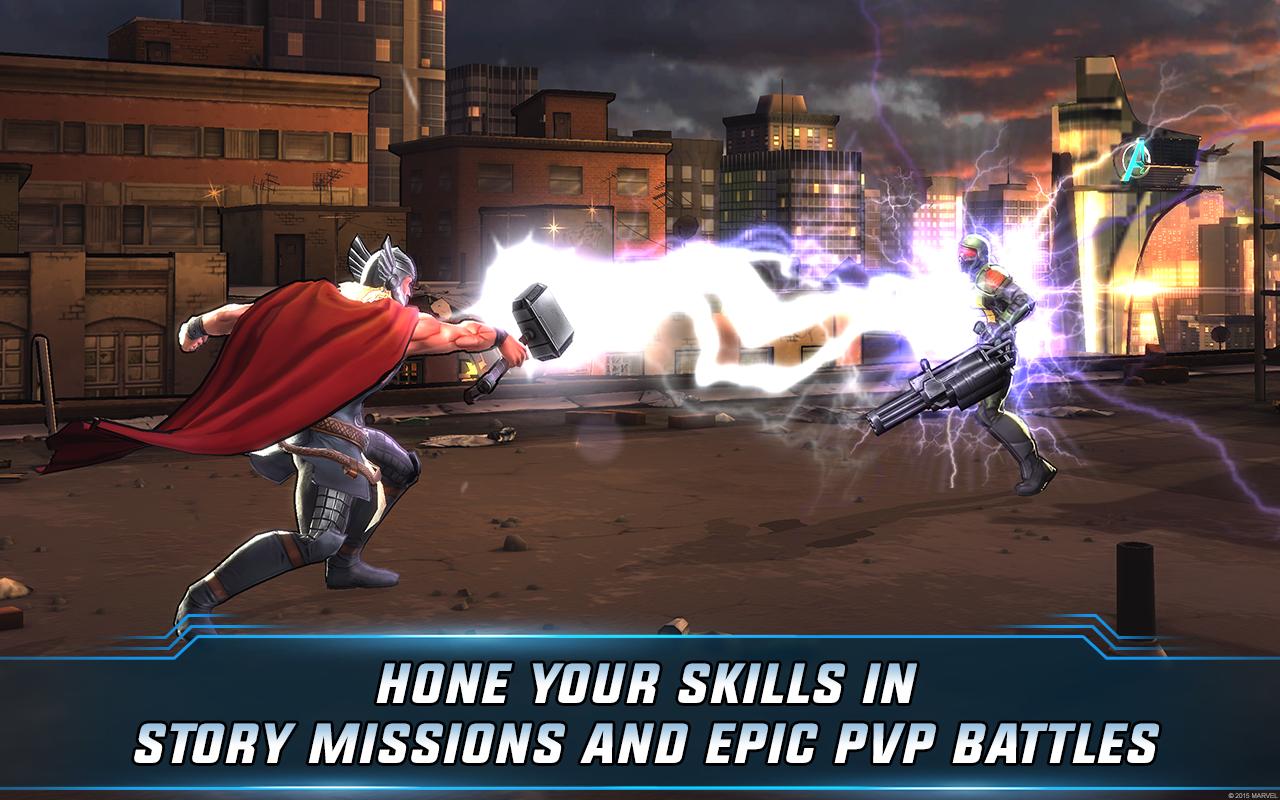 Marvel: Avengers Alliance 2 1 4 2 APK + OBB (Data File