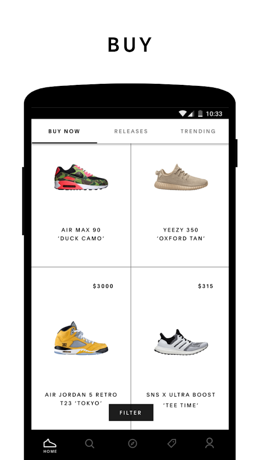 c9e5ebc6598c GOAT  Buy   Sell Sneakers 1.37.0 APK Download - Android Shopping Apps