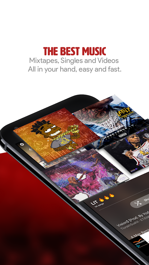 my mixtapez music 7 7 1 apk download android music audio apps
