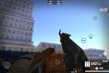 Coalition - Multiplayer FPS 3.336 screenshot 1