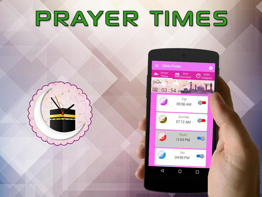 Qibla Finder: Prayer Times, Azan & Quran 2 7 APK Download
