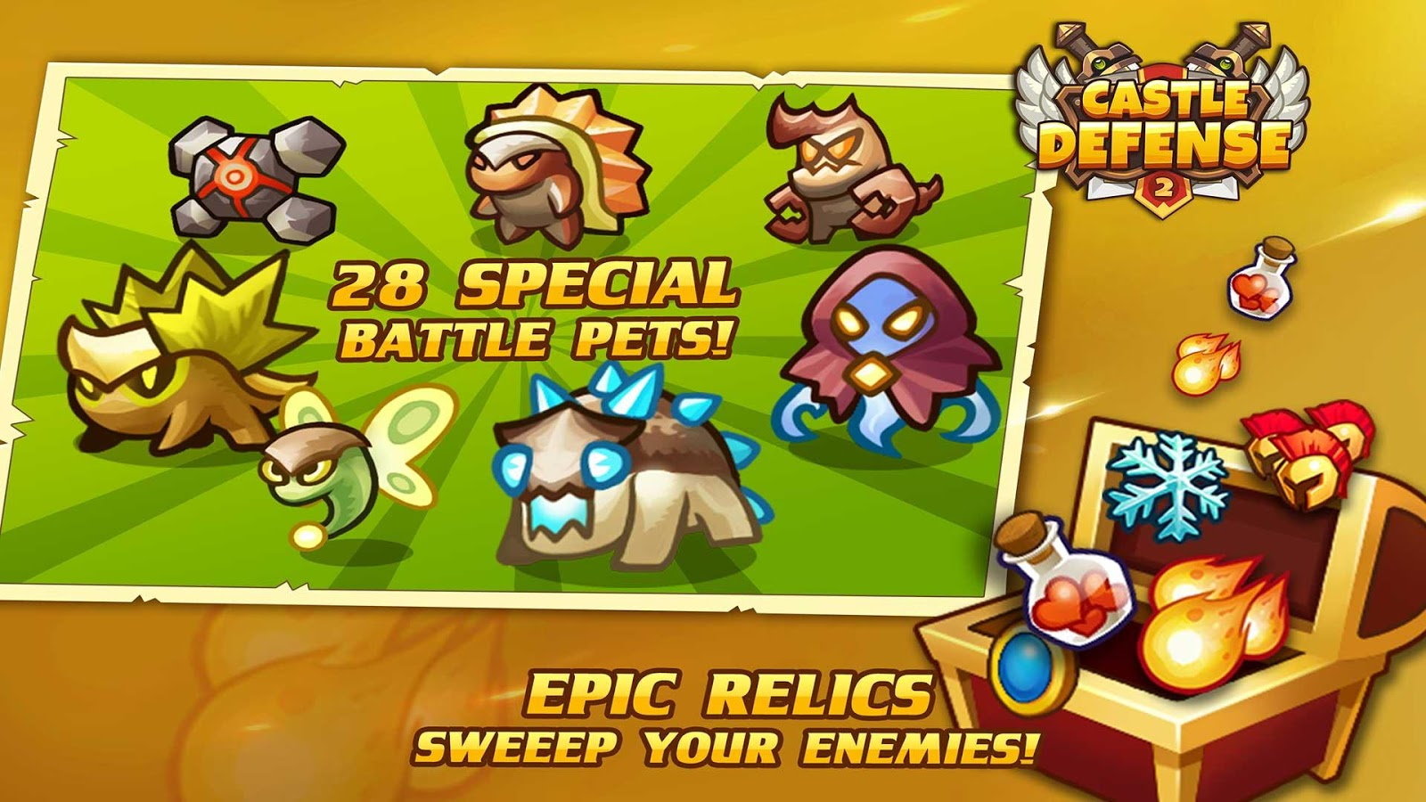 Castle TD 2: Nerubius Invasion 3 0 6 APK Download - Android Strategy