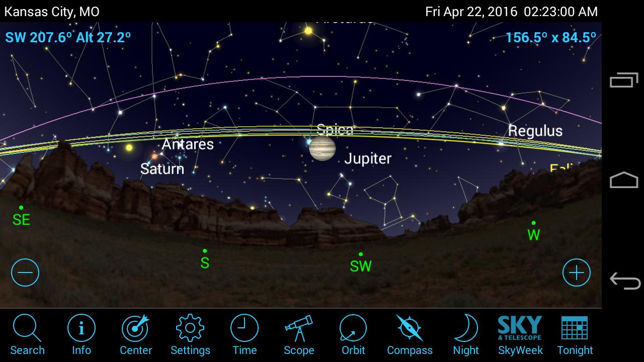 Skysafari 5 Plus 5400 Apk Download Android Education Apps Simulation Curriculum O Products Skyfi Serial Interface Screenshot 1