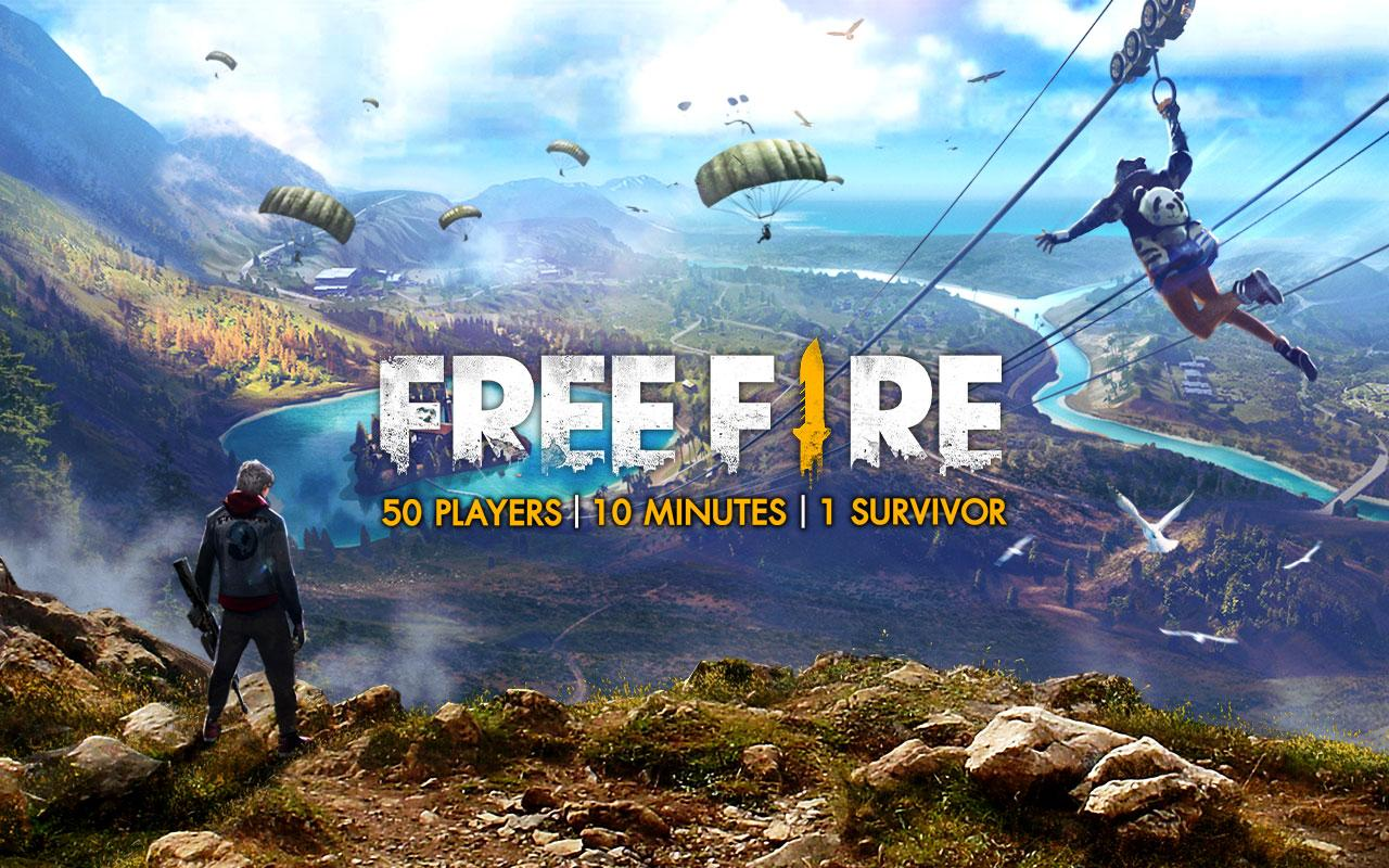 Garena Free Fire Rampage 1350 Apk Obb Data File Download