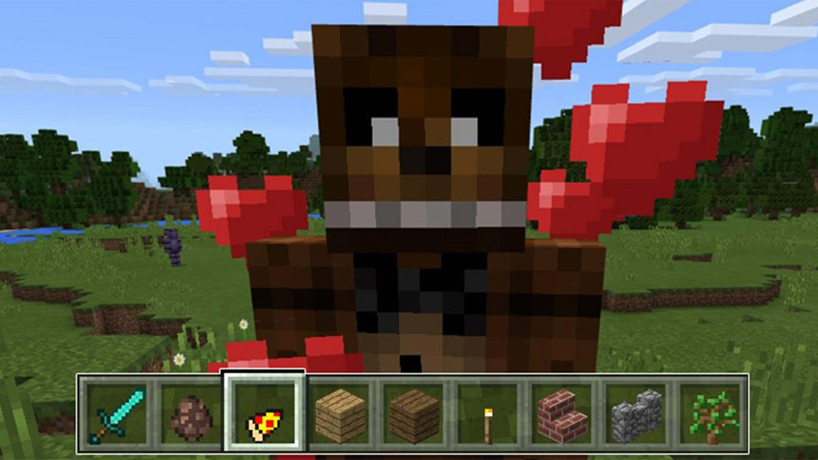 Mod FNAF for Minecraft PE - 5 Nights at Freddy's 1 5 APK