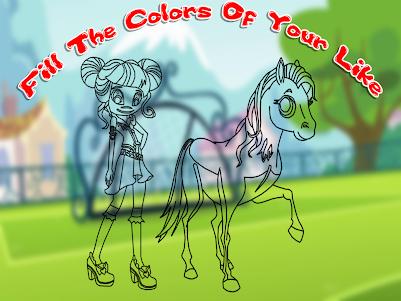 Little Pony & Equestrian Girl 2.1 screenshot 14