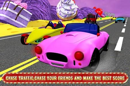 Kids Traffic Racer Game 1.1.1 screenshot 2