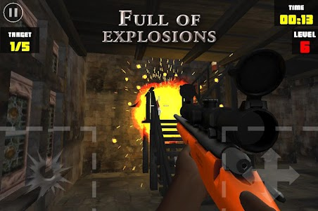 Ultimate Shooting Sniper Game 1.1 screenshot 2