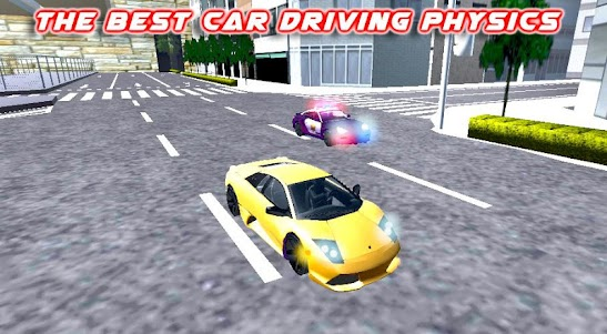 911 Crime City Police Chase 3D 1.0 screenshot 1